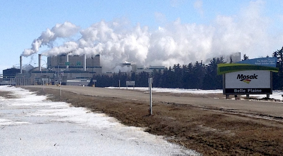 Potash prices to fall even further — Mosaic