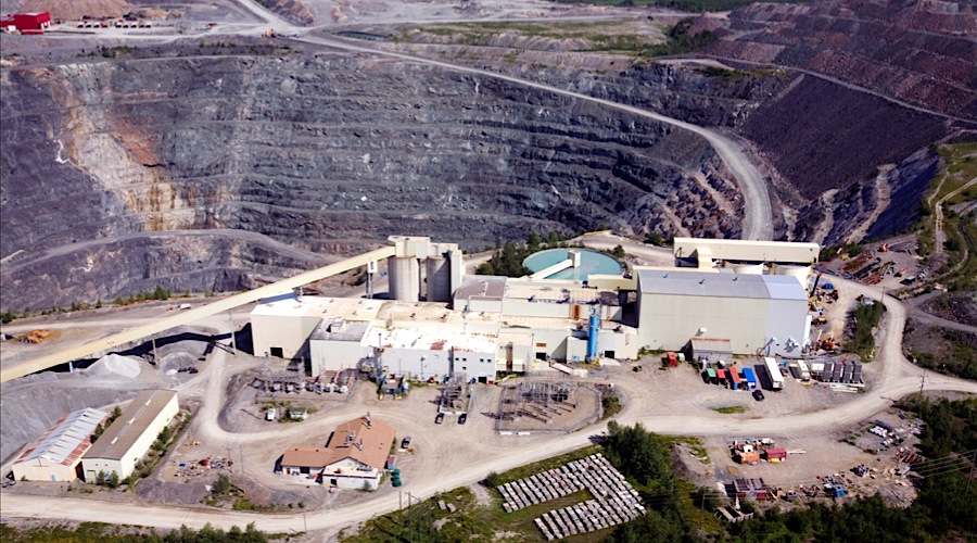 Tahoe may go after Goldcorp's assets in Ontario — report
