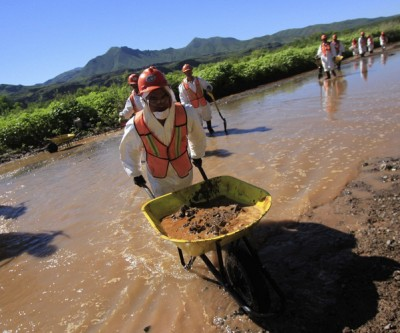 Two years after Mexico's biggest mine spill villagers still don't trust their drinking water
