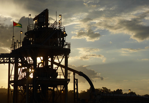 Gran Colombia terminates merger with Gold X, Guyana Goldfields