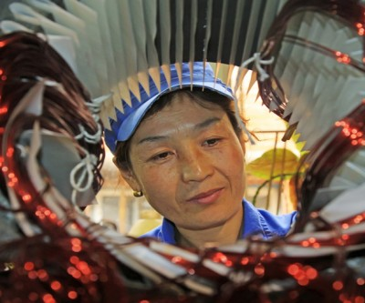 Copper price surges on booming Chinese factories