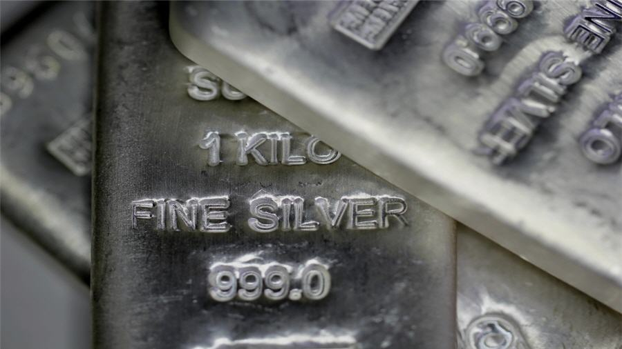 CHARTS: Silver, gold ETF investors diverge on price outlook