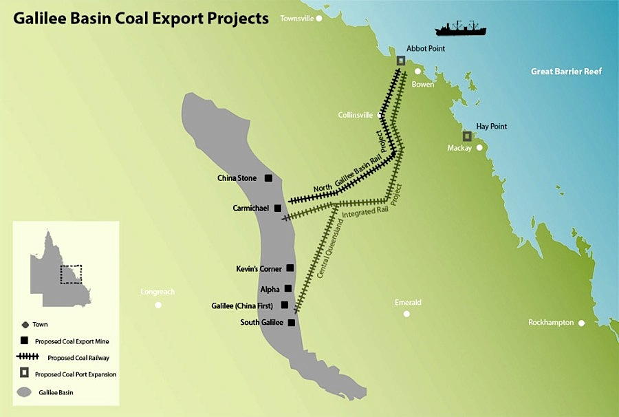 Adani $12 billion Carmichael coal project closer to lease