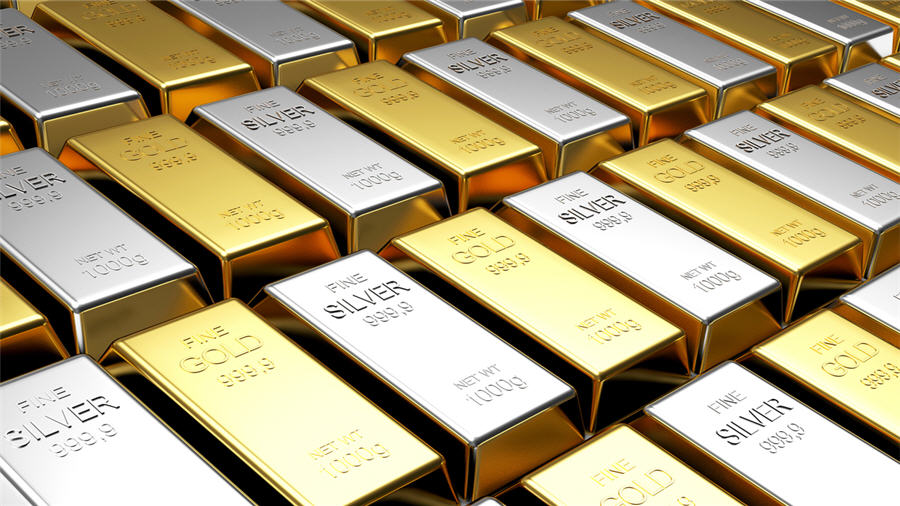 The gold to silver ratio rule buy low sell high for Mixture of gold and silver