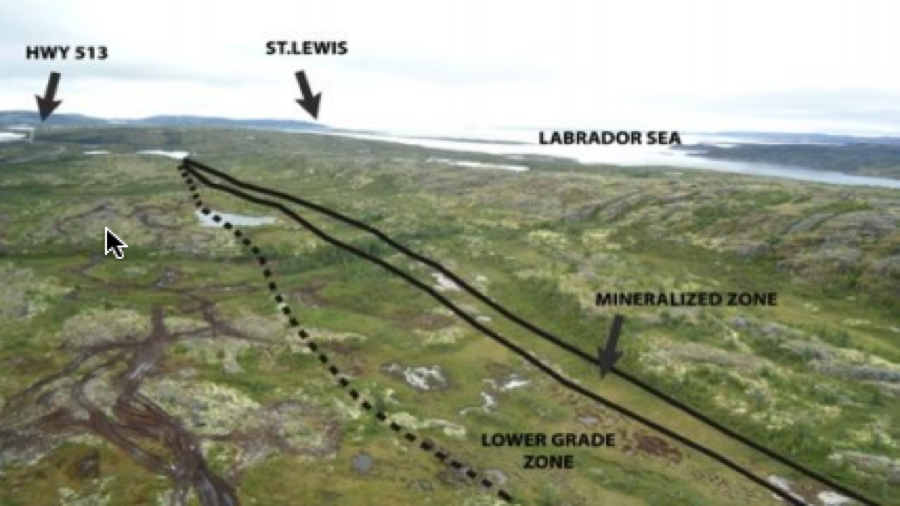 Plans move forward for rare earth elements mine on Labrador coast