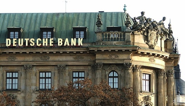 Deutsche Bank silver settlement