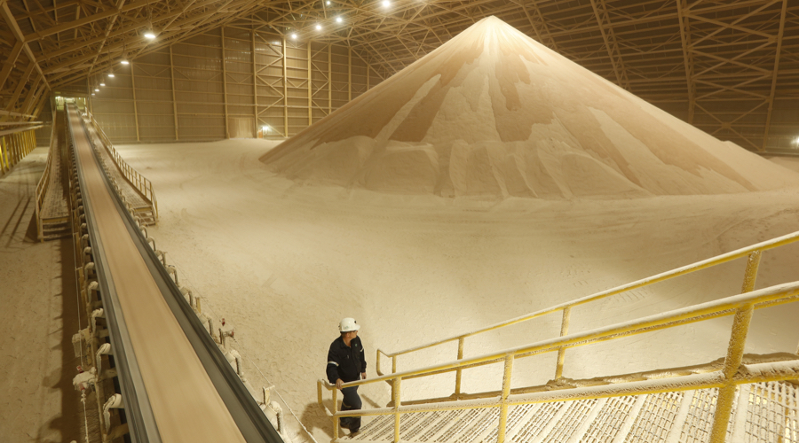 Potash miners hit by increased competition, supply amid low prices