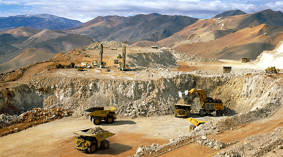 Barrick Gold swings to quarterly loss, but trims debt further