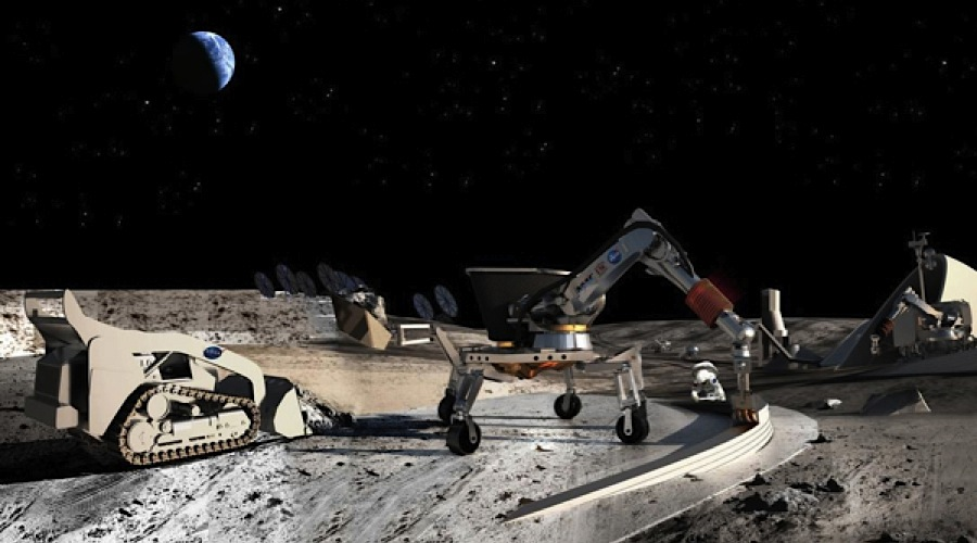 Canadians to develop space mining tool