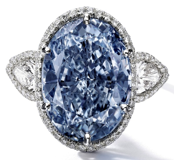 De Beers blue diamond smashes auction records in Asia, fetches almost $32M