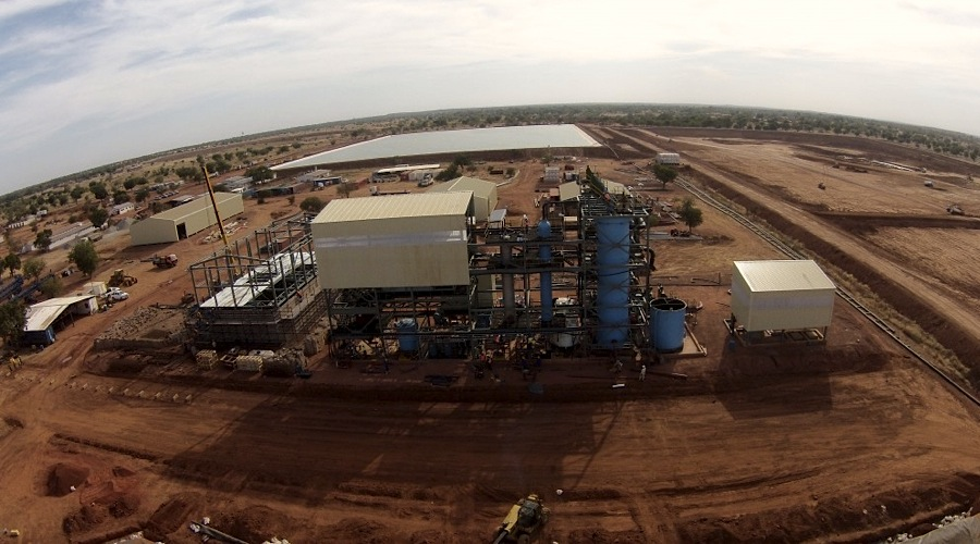 Endeavour Mining begins construction of new African gold mine