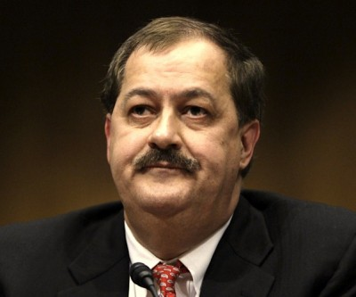 Ex-coal CEO sentenced to a year in prison over mine-safety conspiracy