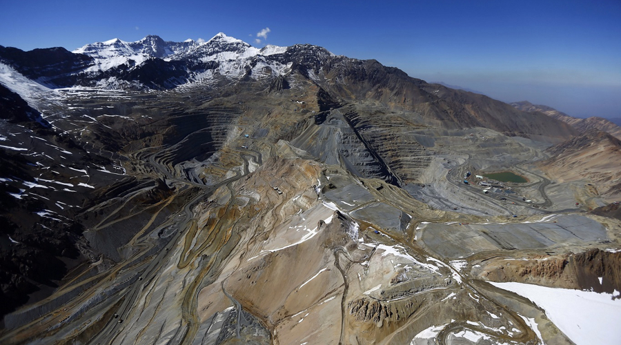 Forget about 'Los Bronces'; that mine is ours — Anglo to Codelco