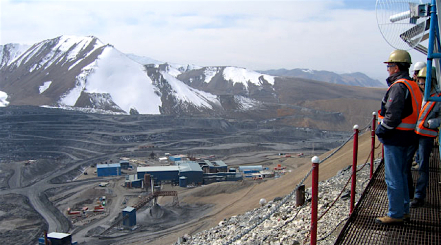 Kyrgyz law enforcement agencies search Centerra Gold's office