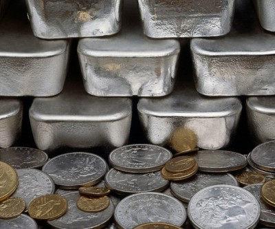 Silver plays catch up with gold — hits 11-month high