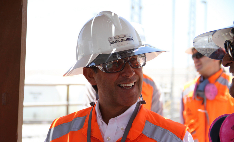 New Antofagasta CEO: weak copper price for at least 2 years