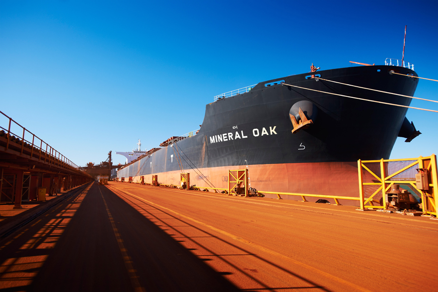 Port Hedland Australia  city photo : Morgan Stanley: Iron ore will drop to $35 by fall | MINING.com