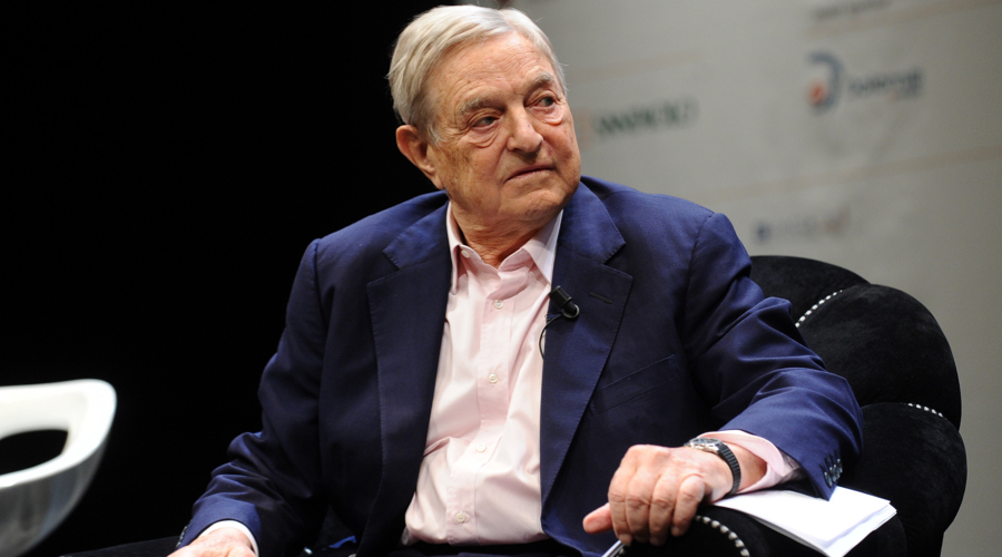 Billionaire Soros scoops up $264 million stake in world's largest gold miner