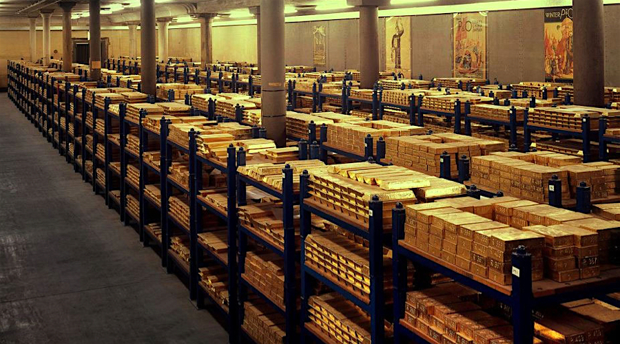 China's ICBC buys giant London gold vault from Barclays