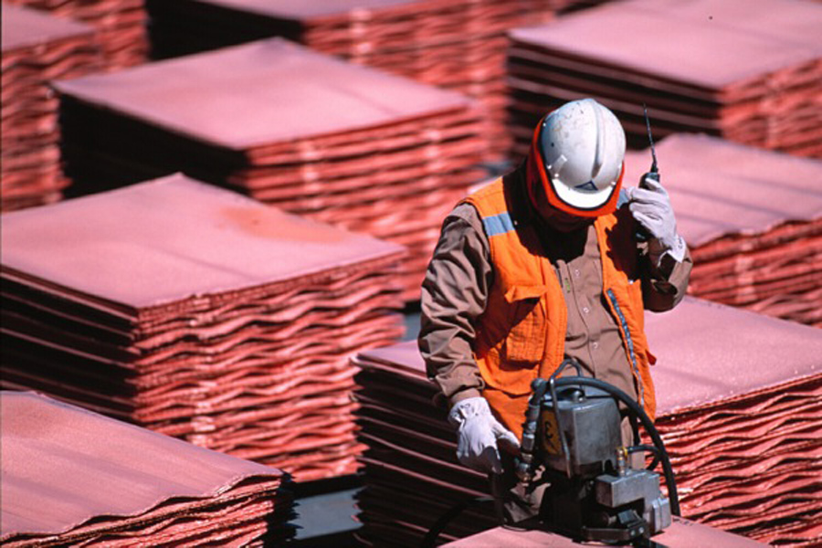 Copper price: Escondida deal beginning to look distant
