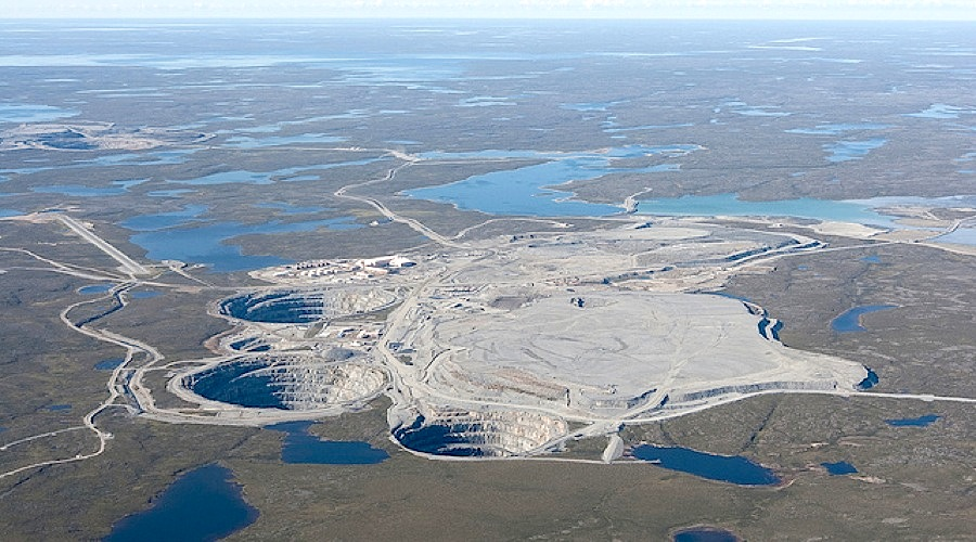 Dominion Diamond secures environmental approval for Ekati mine expansion