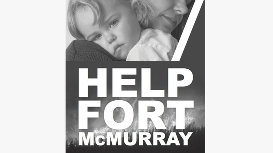 help fort mcmurray crowfunding