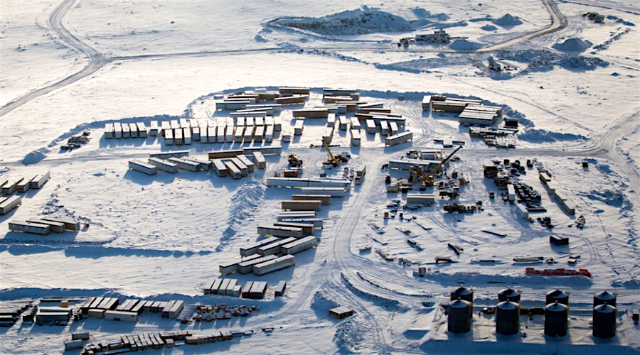 Production at giant Arctic diamond mine just weeks away
