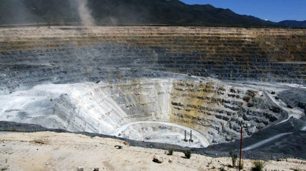 Here  are the world's top 10 gold producing mines - penasquinto-mine
