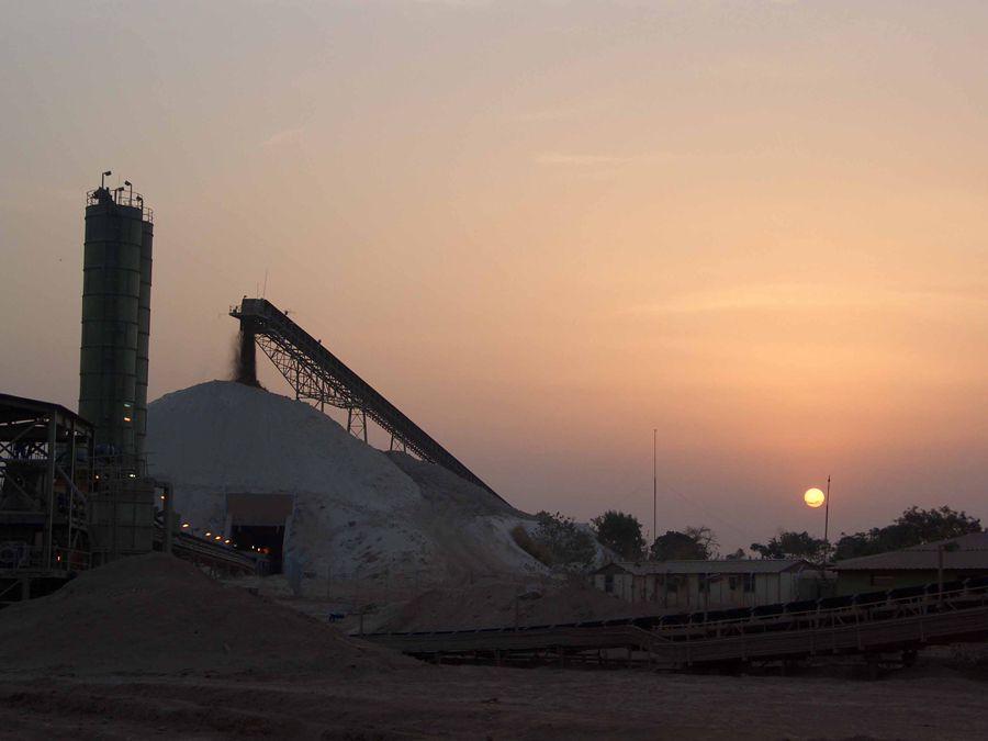 AngloGold investing $400 million in Guinea
