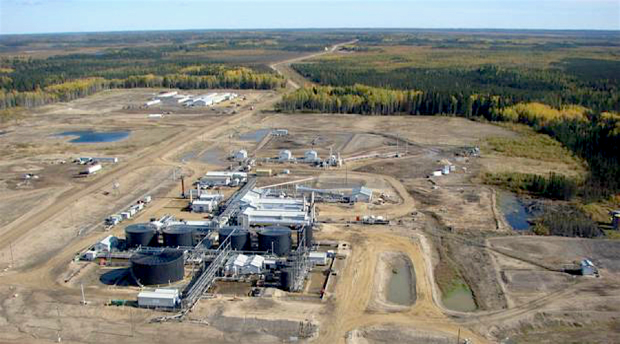 Cenovus shuts down oil site due to risks posed by Canada's wildfire