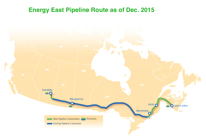 Decision on TransCanada's Energy East closer than ever as federal board begins review