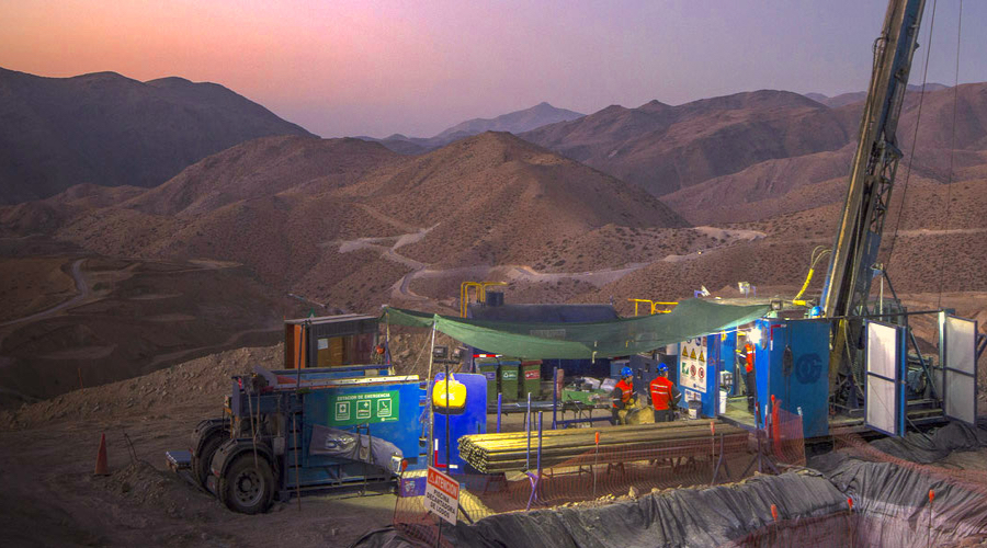 Goldcorp and Teck plow ahead with new $3.5bn mine in Chile