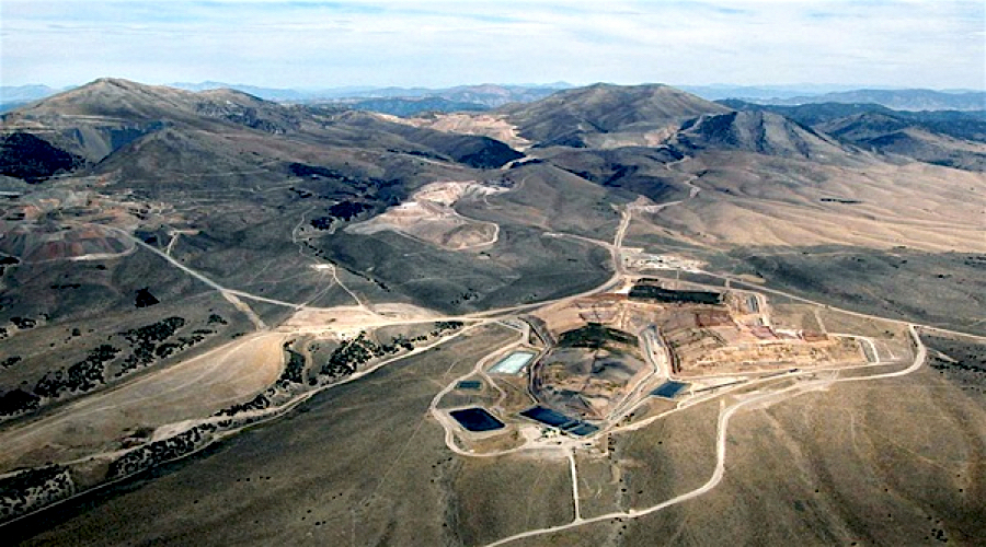 Kinross eyes expansions at its new gold mines in Nevada