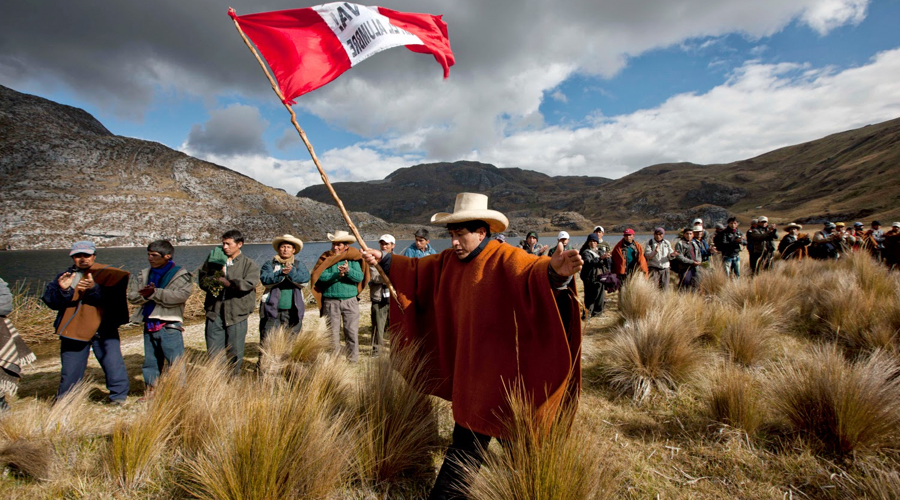 Latin America the world's most dangerous place for environmental activists