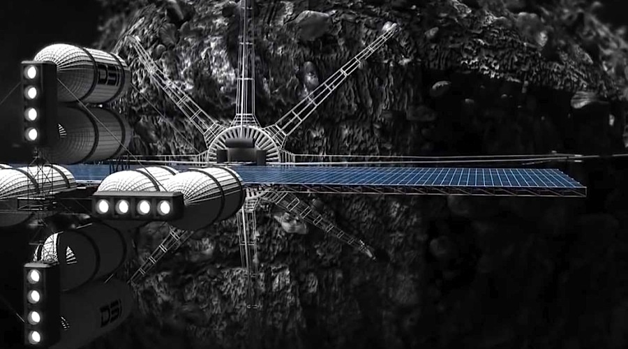 Luxembourg invests heavily in space mining