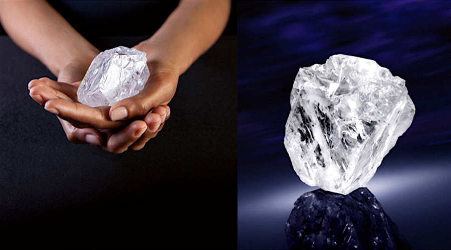 World's largest diamond found in 100 years could fetch over $70M