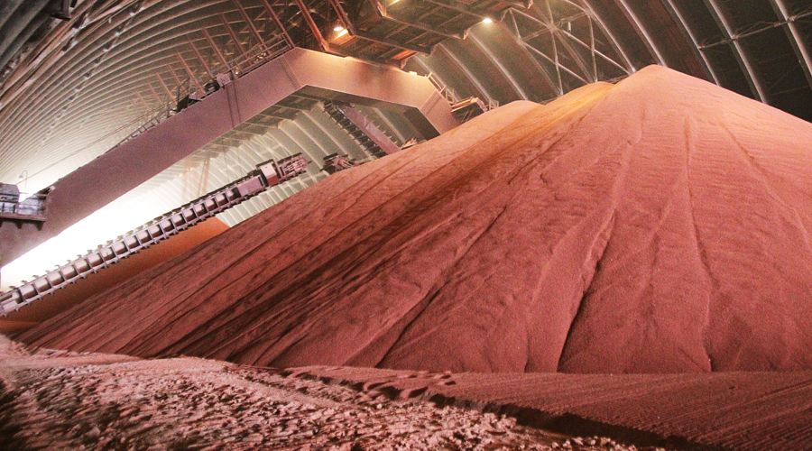 China signs long-delayed potash deal with Belarus at almost third of last year's price
