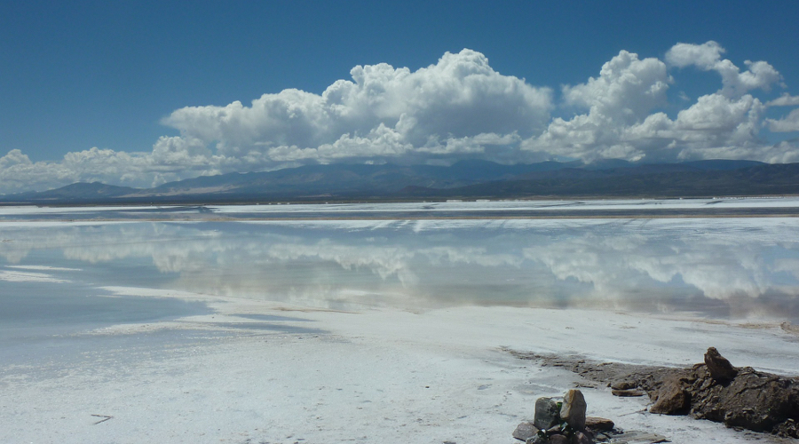 Chinese eye Atlantic Canada's lithium project
