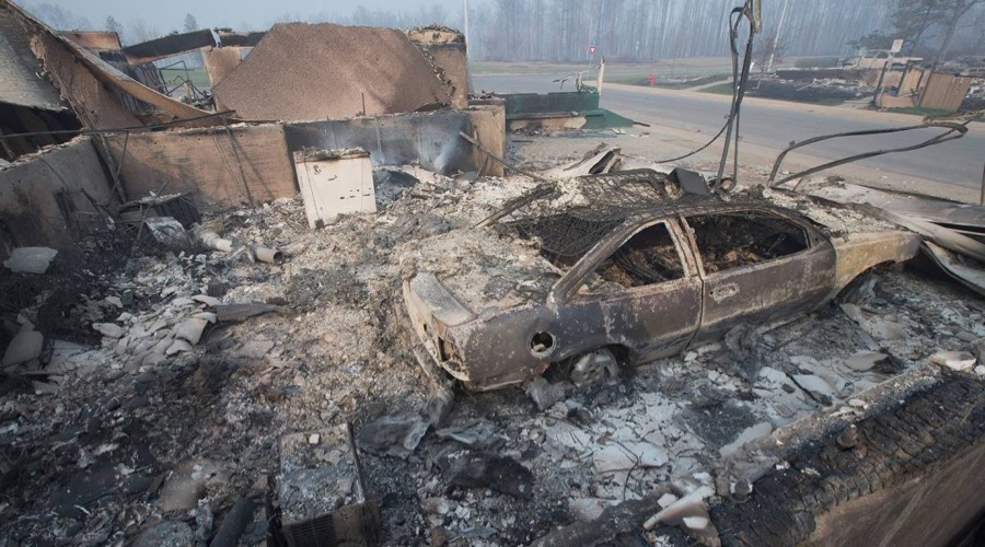Fort McMurray wildfires eat into Imperial Oil earnings