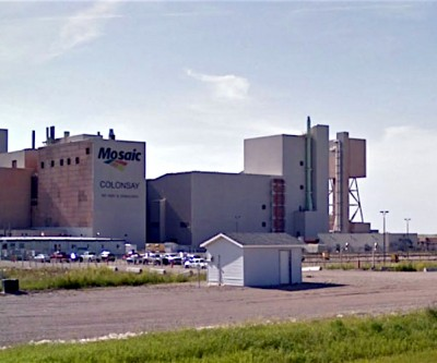 Weak potash prices force Mosaic to idle Colonsay mine, hundreds laid off