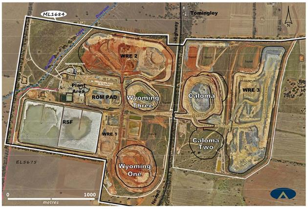 China's stranglehold on REEs offers opportunities - Alkane's Tomingley Gold Operations