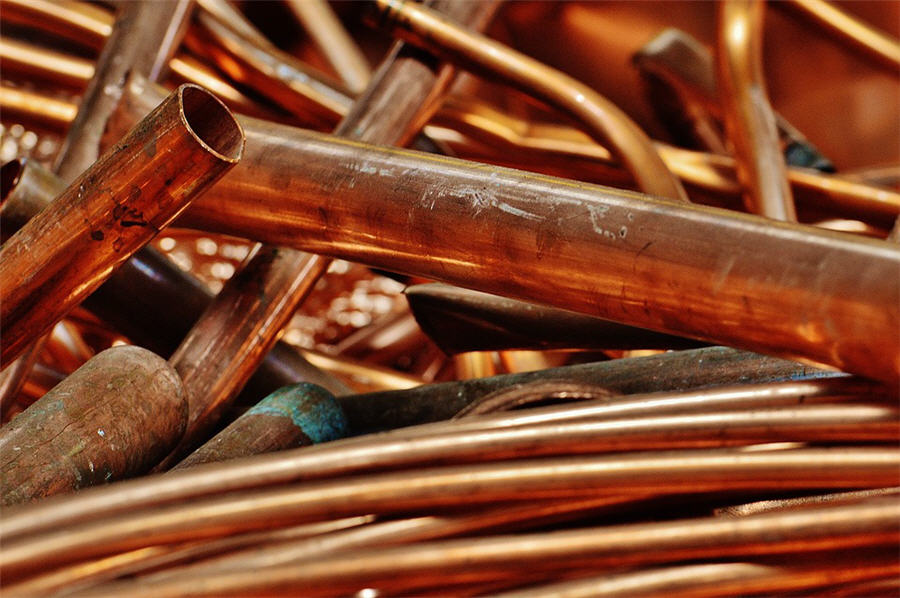 China's copper, zinc output jumps to 3-year high on higher prices