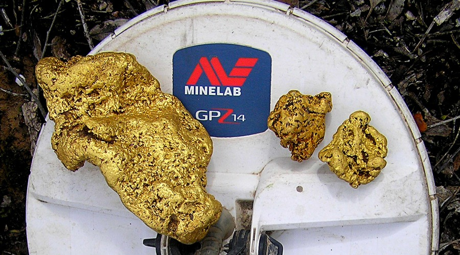 Gold Nugget Found In Backyard this australian man just found a massive 4kg gold nugget | mining