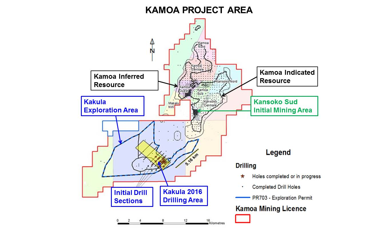 Ivanhoe Mines' DRC project likely Africa's top copper discovery show fresh drilling results