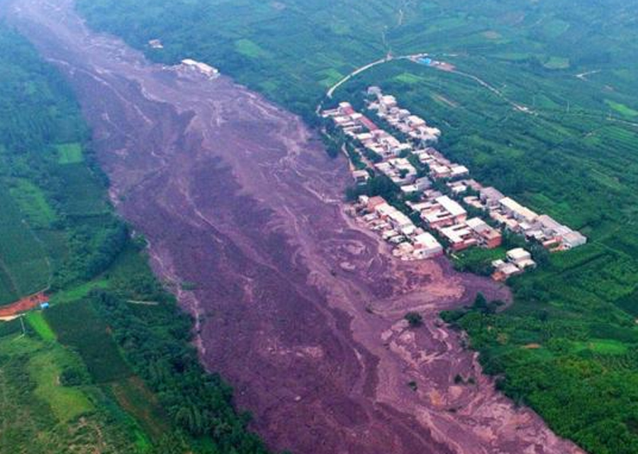 Major tailings dam burst reported in China