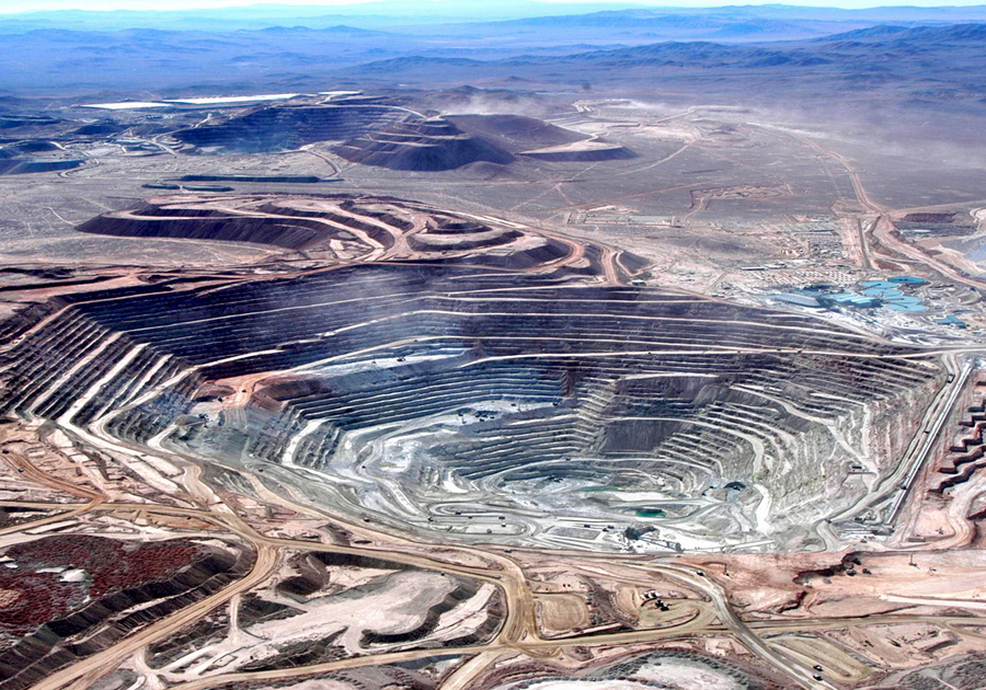 Copper price jumps to highest since June 2015
