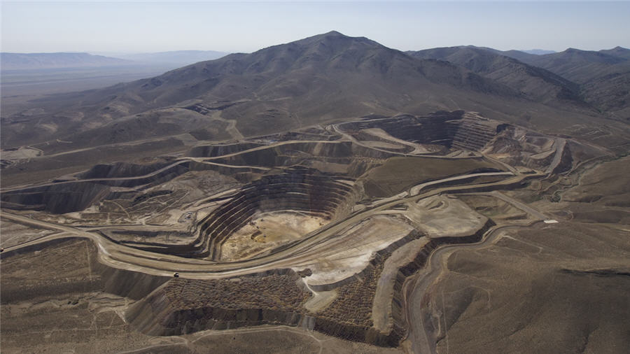 Columbus Gold Nevada President Andy Wallace is credited with discovering Marigold, now a Silver Standard mine.