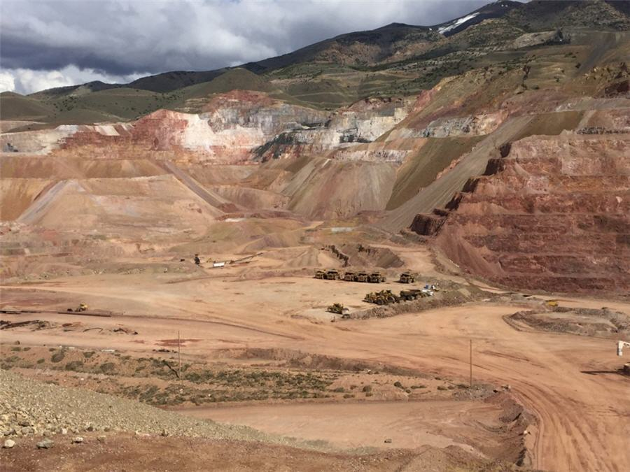 Rye Patch Jump Starts Florida Canyon Mine Production With