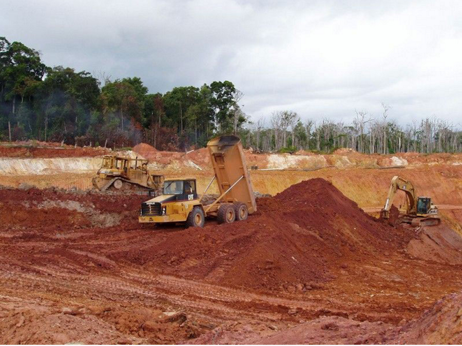 Sandspring Looking At Gold Only Prospect In Guyana