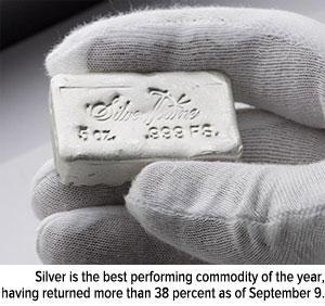 silver-best-performing-commodity-as-of-september-9-16
